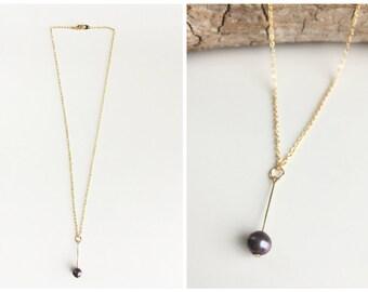 Necklace pendant Pearl of Tahiti