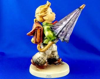 Is It Raining Hummel Figurine