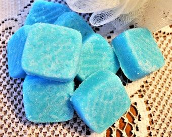 Sugar Scrubs, Sugar Scrub Cubes, Exfoliates, Single Use Sugar Cubes, Body Scrub, Moisturizing Scrub, Gifts For Her, Mothers Day Gift