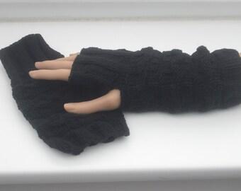 Arm warmers - gloves - hand warmers - Puslwärmer - handmade