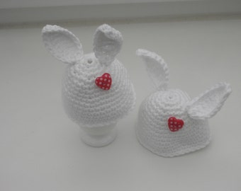 Egg - Easter - Easter Bunny - Easter decoration - handicraft