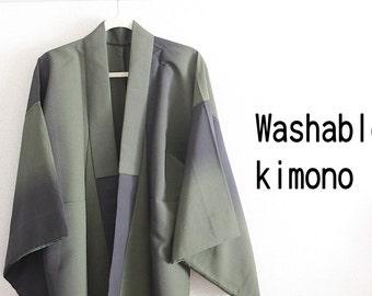 Washable kimono Size L  ORIBE color