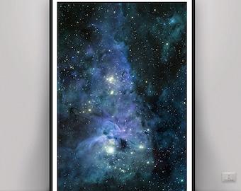 Galaxy Decor, Galaxy Photography, Galaxy Art, Galaxy DIGITAL ART, Galaxy Prints, Galaxy Art Print, Space Printable Art, Space Poster,