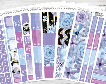 "FULL KIT | ""Flowers in Full Bloom"" Glossy Kit 