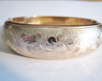 Vintage Sarah Coventry Bangle Bracelet