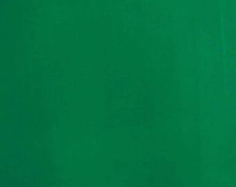 "Dark Green Fabric, Apparel Fabric, Dress Material, Home Decor Fabric, Sewing Crafts, 44"" Inch Cotton Fabric By The Yard ZBC7557J"