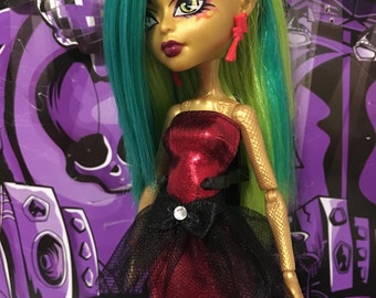 NEW! 2 Piece Set Dress+Skirt for Monster High doll