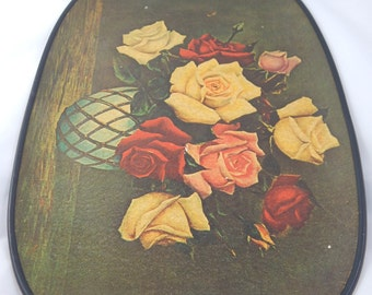 Vintage Serving Tray Unique Material