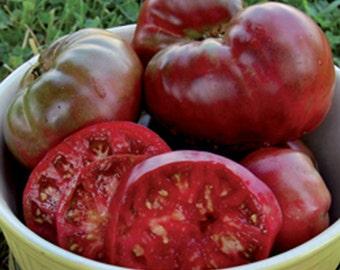 3 - Black Brandywine Heirloom Tomato Plants