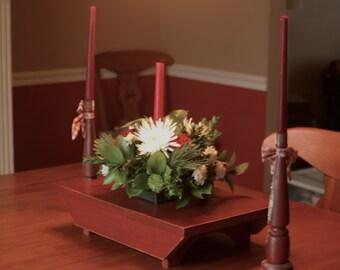 Country Farmhouse Table Riser
