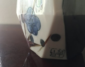 Vase, pretty , about 10 inches high