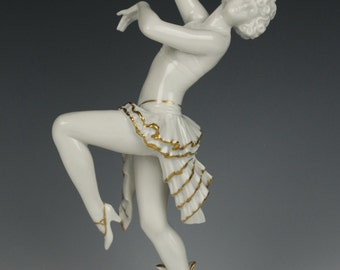 "Rosenthal Figurine G. Oppel 963 ""Charleston"" (1936)"