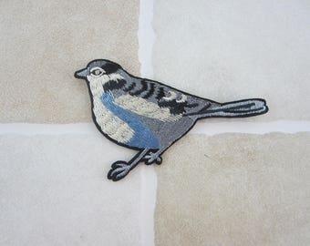 Iron On Patch - Bird