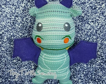 Wrap Scrap Dragon - Butterfly Baby CUTM