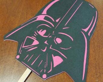 Star Wars Cake Topper, Darth Vader Cake Topper, cake topper, Darth Vader Decorations