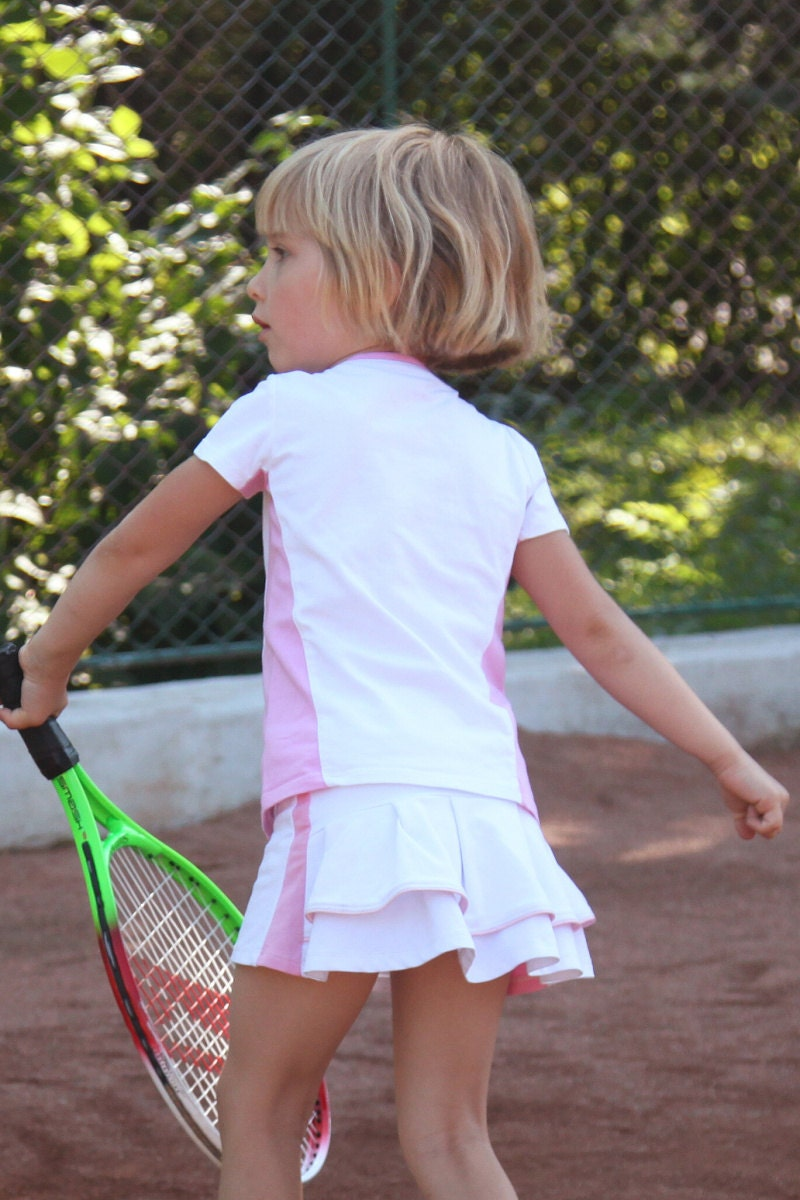 dominika tennis outfit girls tennis clothes junior tennis