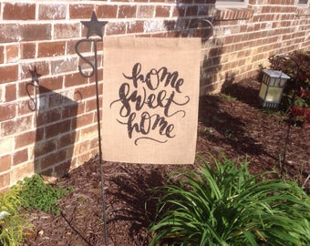 Decorative Garden Flag-Home Sweet Home