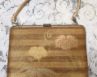 Golden Autumn 50s Handbag