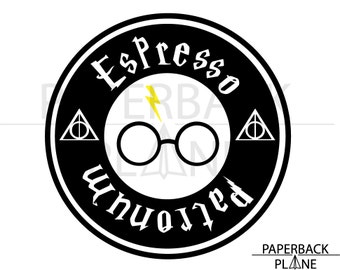 Espresso Patronum Etsy