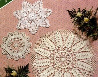 Doily crochet Pattern Pdf file Crochet doily