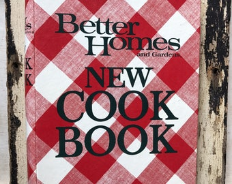 free domestic shipping--Better Homes and Gardens New Cook Book 1976