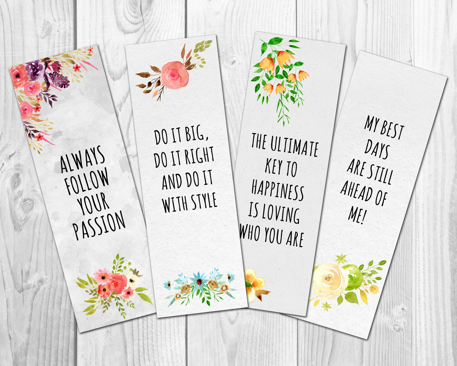 Juicy image inside bookmarks printable