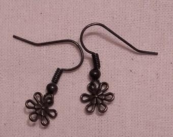 """""""Flower"""" earrings"""