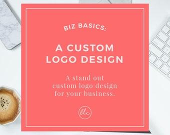 Custom Logo Design - Logo Only | Custom Branding | Logo Design | Custom | Graphic Design | OOAK Logo | Photography Brand