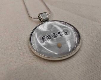Faith Mustard Seed Pendant