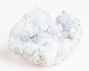 Celestite | Celestite Crystal | Celestite Cluster | Celestine | Celestite Geode | Raw Celestite | Raw Crystal | Healing Crystals | CEL41