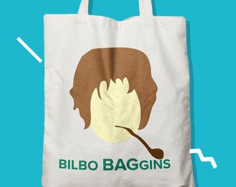 Bilbo Baggins Tote Bag