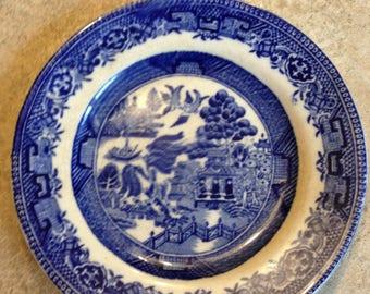 """John Steventon Made in England 6"""" plate"""