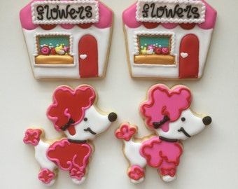 Valentine's Day, Valentine cookies, Valentine Treats, Valentine Gifts, Treat Bags, Party Favors, Classroom Treats, Valentine Party