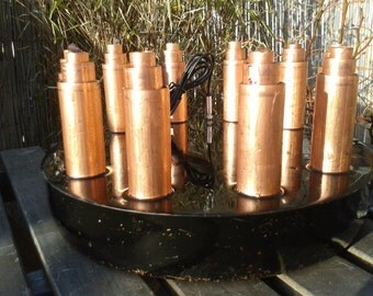 Harmosphere black disc 10 pipes / 28 cm