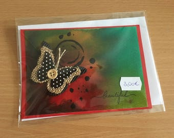 Greeting cards set of 2