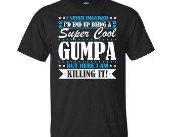 Gumpa, Gumpa Gifts, Gumpa Shirt, Super Cool Gumpa, Gifts For Gumpa, Gumpa Tshirt