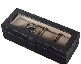 Watch Box with Glass window