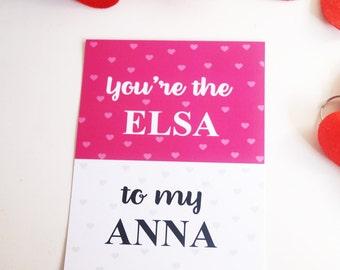 Sister Valentine Card