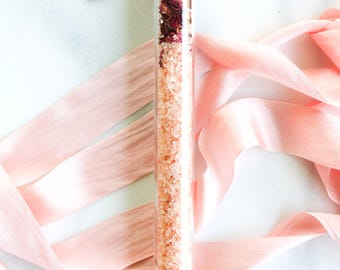 Pink Rose Soaking Salts (mini)