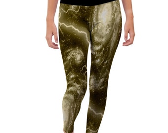 University of Central Florida UCF Knights Lightning Yoga Pants