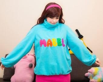 Mabel's Blue MABEL Sweater