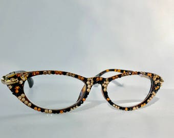 Swarovski Crystal Readers Reading Glasses  +3.00