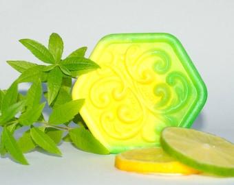 """Designer SOAP """"Fresh bergamot"""""""