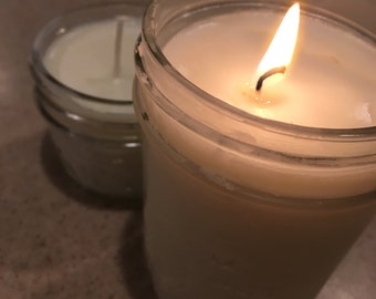 Soy Wax Essential Oil Candles - Vegan