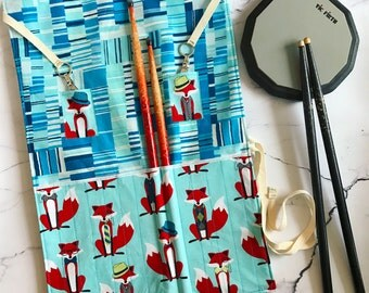 Custom Rollup Drumstick Bag