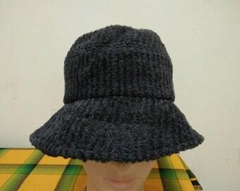 Rare Vintage ELLE Paris Bucket Hat