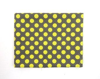 Starfruit Ta Dot -  end of bolt 1/4 YARD - HALF YARD - Michael Miller - Cotton Fabric - Quilting Fabric