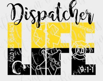 A Day in the Life of a 911 Dispatcher - YouTube