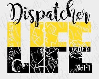 Dispatcher Life Digital Design