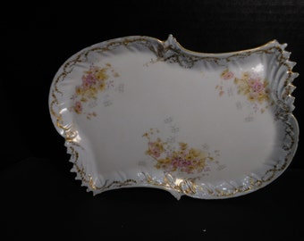 French Limoges Tray